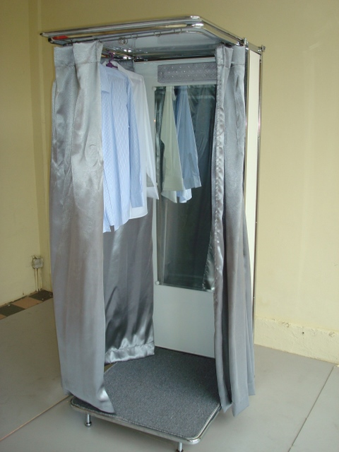 Mobile Dressing Room : Changing room curtain home the honoroak